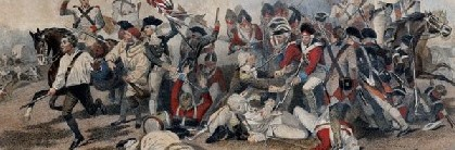 The Battle of Camden