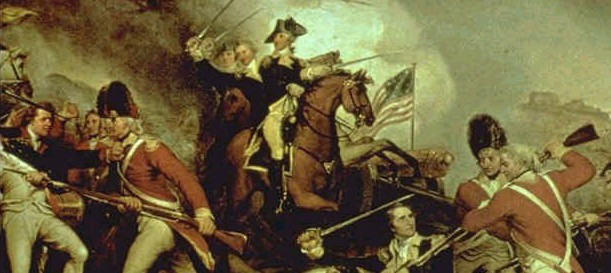 Washington's attack on Princeton