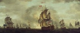 The Battle off Rhode Island