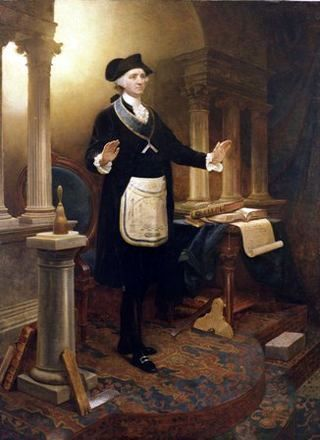 George Washington Master Mason